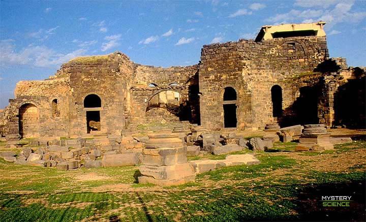ciudades anteriores a Egipto