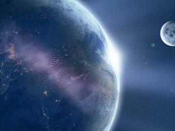 Científicos descubren que la atmósfera terrestre puede resonar como una campana