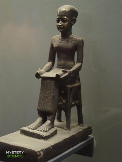 Constructor pirámides Egipto