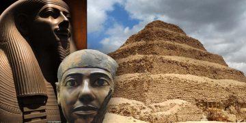 Imhotep: el genio creador de la primera pirámide de Egipto