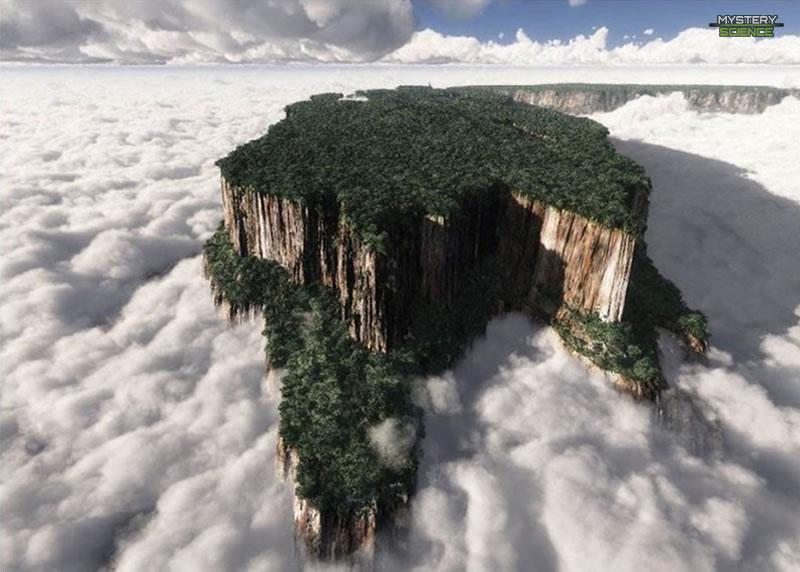 Monte Roraima mitología