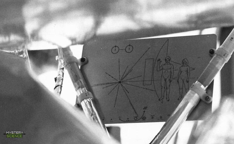 Carl Sagan mensajes a extraterrestres
