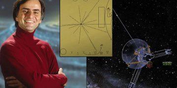 ¿Qué contiene el mensaje interestelar enviado por Carl Sagan a los extraterrestres?