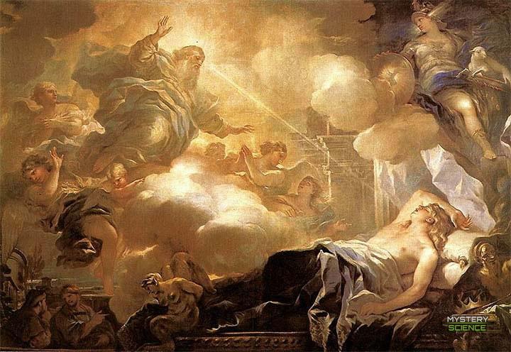 El sueño de Salomón,