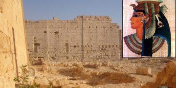 El hallazgo de dos momias cubiertas de oro podría brindar pistas sobre el lugar de la tumba de Cleopatra