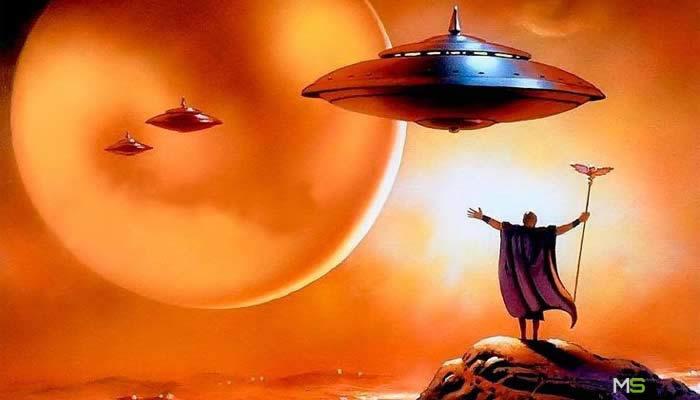 Abducciones extraterrestres en relatos bíblicos