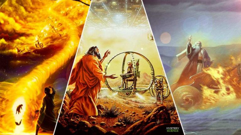 Evidencias de abducciones narradas en la Biblia