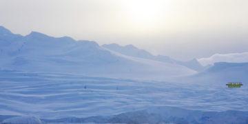 Varios terremotos se registraron en la Antártida