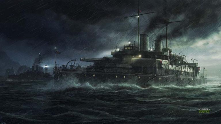 El extraño fenómeno del «Agua Muerta» que aterroriza a barcos y navegantes