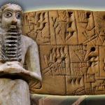 El primer documento escrito de la historia, originario de Sumeria
