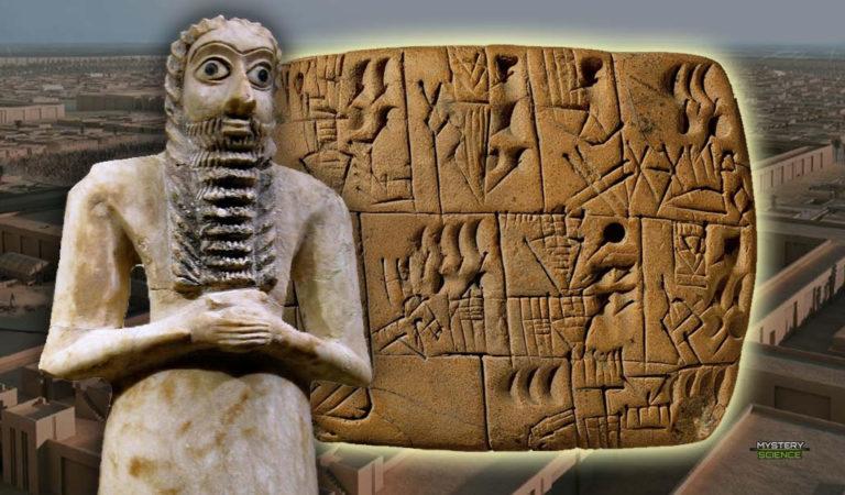 El primer documento escrito de la historia, originario de Sumeria: ¿qué se lee ahí?