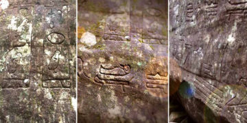 Glifos Gosford: misteriosos jeroglíficos egipcios hallados en Australia