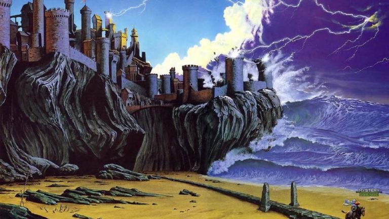 Lyonesse: misteriosa ciudad inglesa que se hundió en una sola noche
