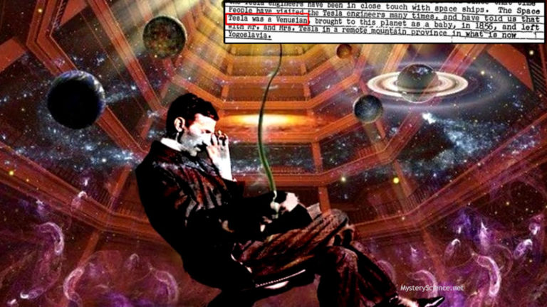Archivo desclasificado del FBI afirma que Nikola Tesla era de Venus