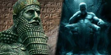 El linaje Nefilim se remonta a la antigua Sumeria, con los Anunnaki (años 4.500 a. C.)