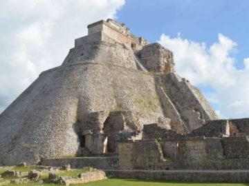 Descubren seis pirámides mayas en México