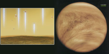 Descubren posibles signos de vida en Venus