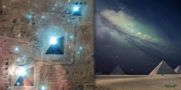 La enigmática alineación estelar de las Pirámides de Egipto