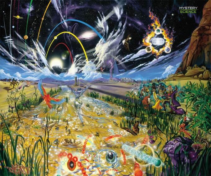 Gaia diosa Tierra