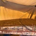 Descubren 14 sarcófagos intactos de 2.500 años en Egipto