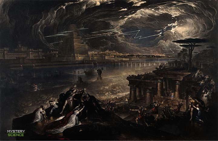 Toma de Babilonia en honor a Marduk