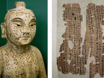 Manuscritos de hace 2.200 años podrían ser el atlas de anatomía más antiguo del mundo