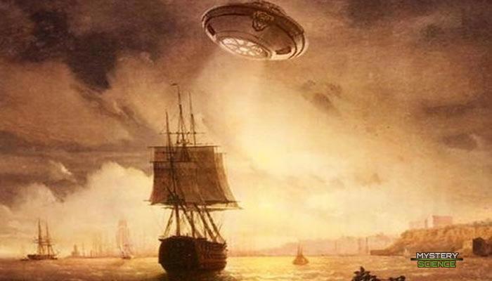 Datos extraterrestres en la Biblioteca de Alejandría