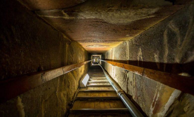 Interior pirámide