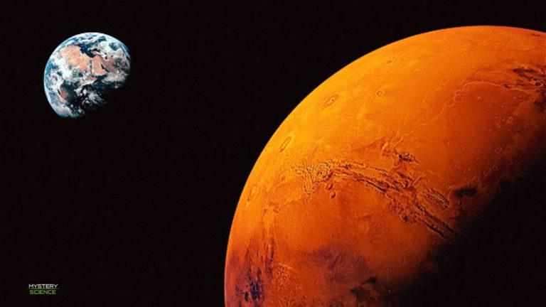 Marte estará más cercano a la Tierra hoy