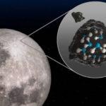 Confirman la presencia de agua congelada en grandes cantidades en la Luna