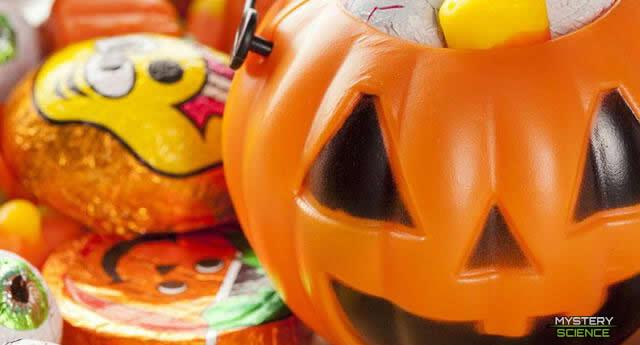 Por qué se piden dulces el 31 de octubre