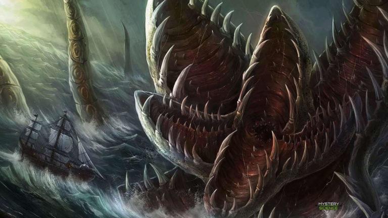 El Kraken: La bestia mitológica de los mares