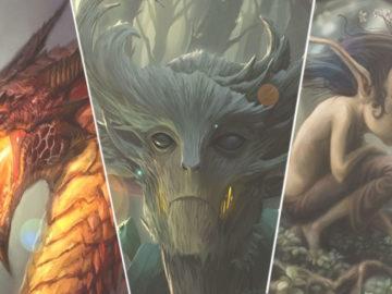 Los elementales, seres mitológicos protectores de la naturaleza