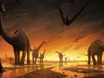 escubren una nueva especie de dinosaurio tras hallar los restos fósiles perfectamente conservados