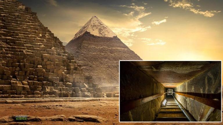 ¿Cuál era el propósito de las puertas falsas dentro de pirámides de Egipto?