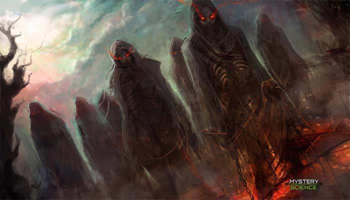 Relatos paranormales apocrifos