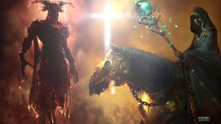 Textos cristianos antiguos revelan combates entre magos y demonios