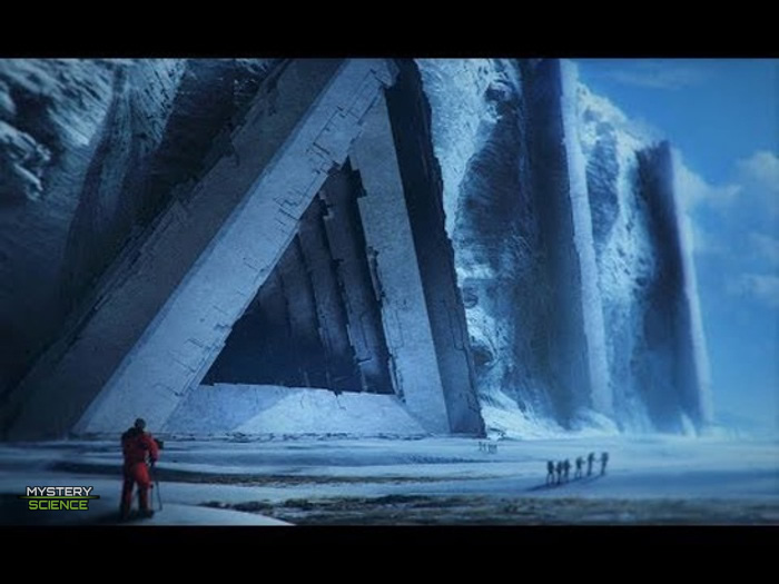 La cúpula nazi hizo eco de la leyenda que afirmaba que, dentro de la corteza terrestre existían ciudades enteras.