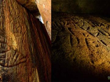 El antiguo 'código astronómico' encontrado en un petroglifo
