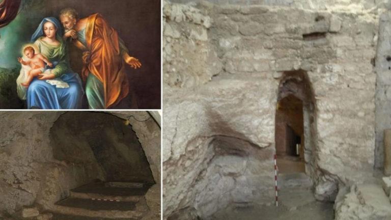 Arqueólogo afirma haber encontrado la casa donde Jesús pasó su infancia
