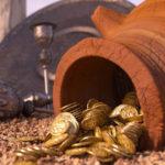 Encuentran un jarro con monedas de oro de más de mil años en la Ciudad Vieja de Jerusalén