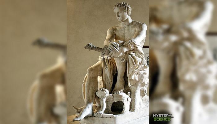 Dios de la Guerra griego: Ares