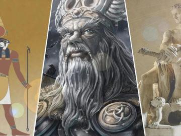 Dioses de la Guerra en las distintas antiguas culturas