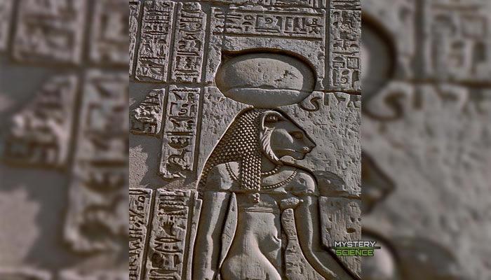 Sejmet diosa egipcia