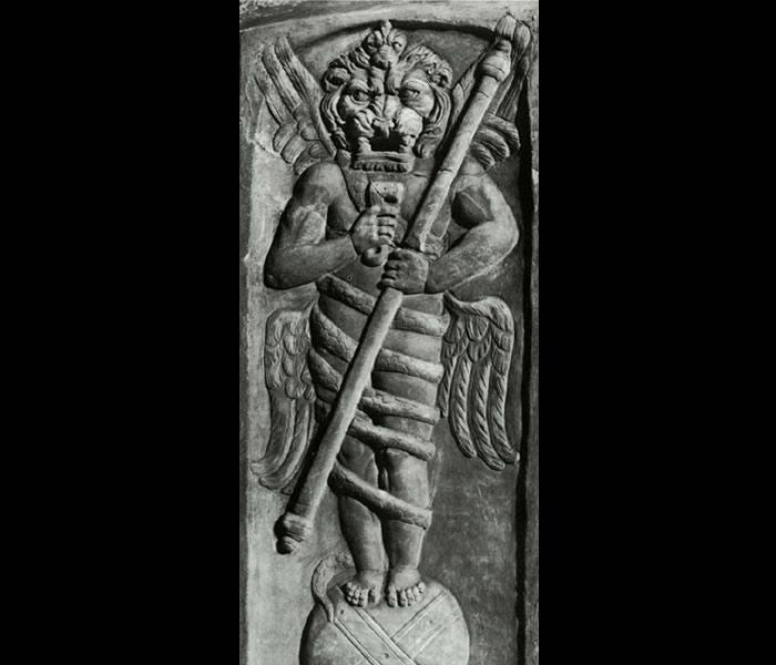 Angra Mainyu, decidió volverse la deidad del Inframundo