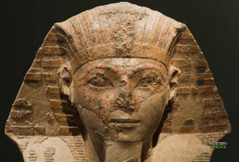 Hatshepsut faraona