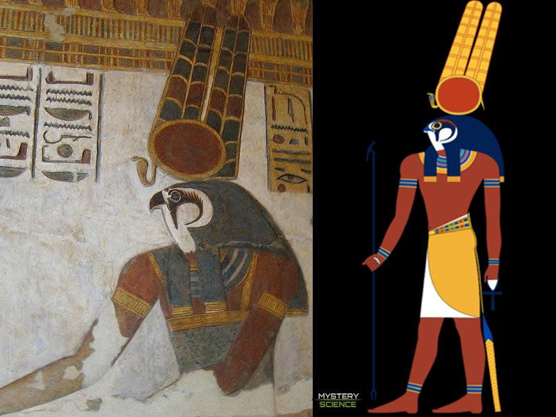 Montu era uno de los dioses egipcios principales