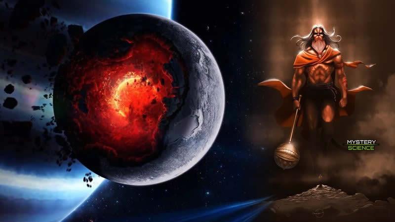 planeta X y hogar de los Annunaki