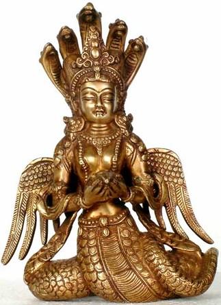 Nagas seres mitologicos