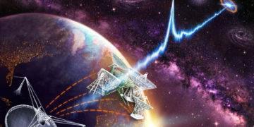 Encuentran por primera vez el origen de una potente señal del espacio profundo